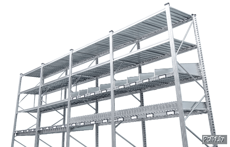 Shelving systems Unirack